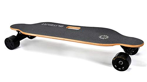 BLITZART Tornado 38' Electric Longboard E-Skateboard Motorized Electronic 17mph...
