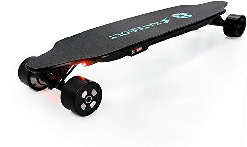 SKATEBOLT Tornado II Electric Skateboard 26 MPH Top Speed 7500 mAh Lithium...