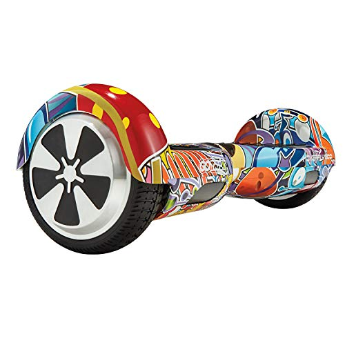 GOTRAX Hoverfly ECO Hover Board - UL Certified Self Balancing Hoverboard...