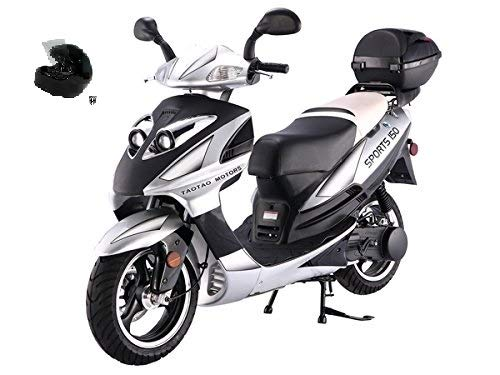 SMART DEALSNOW Brings Brand New 150cc Gas Fully Automatic Street Legal Scooter...