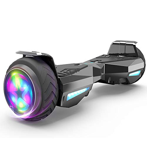 HOVERSTAR Hoverboard Certified HS2.0 Flash Wheel with LED Light Self Balancing...