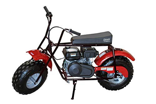 Coleman Powersports 196cc/6.5HP CT200U-AB Gas Powered Mini Trail Bike Scooter...
