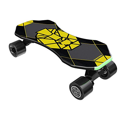 Swagtron Swagskate NG3 Electric Skateboard for Kids, Teens | Kick-Assist A.I....