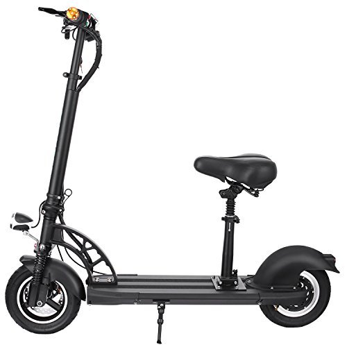 Dongchuan Large Electric Scooters for Adults with Seat for Women/Men 2018...