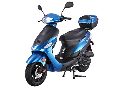 SMART DEALSNOW Brings Brand New 50cc Gas Fully Automatic Street Legal Scooter...