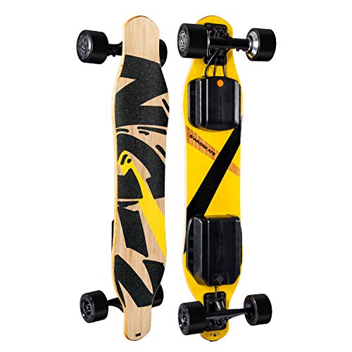 SWAGSKATE NG2 A.I.-Powered Electric Longboard with Hands-Free Control & 900W...