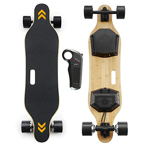 VOXPREE Electric Skateboard with 350W Dual Motors, 22 MPH Max Speed, 22 Miles...