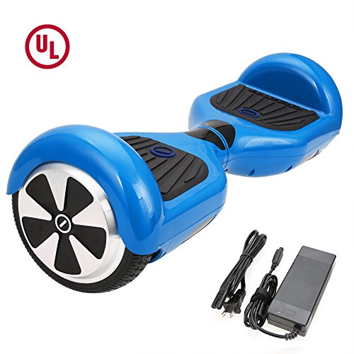 SURFUS 6.5' Waterproof Hoverboard Buffing Shell UL 2272 Certified Self-Balancing...