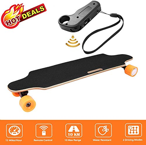 Aceshin Electric Skateboard with Wireless Remote Control for Adults Teens Youths...