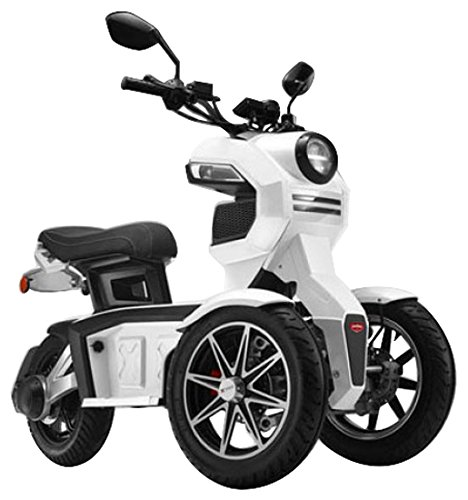Doohan EV3 iTank 2.0 Electric Scooter; BOSCH German Engineering + 3-Wheeled...
