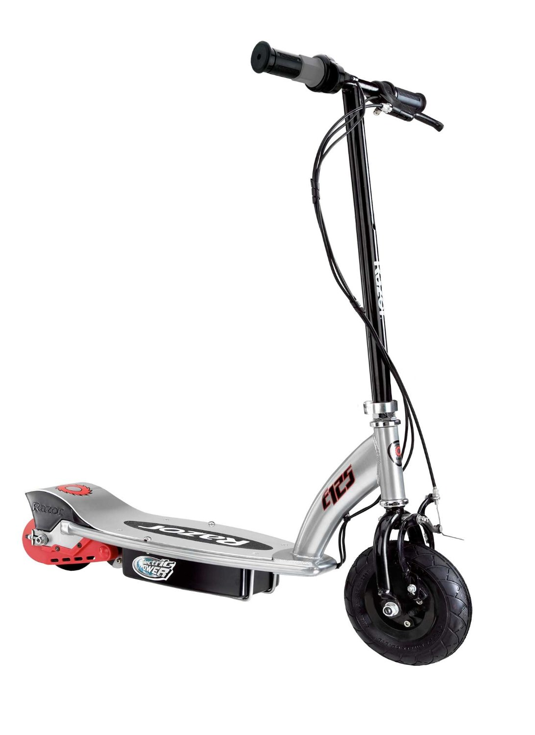 The Razor E125 Electric Scooter Tested For You