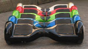 hoverboard exterior
