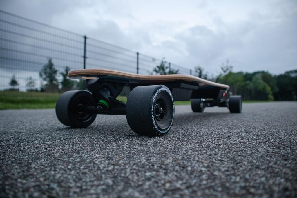 skateboards and longboards all electric